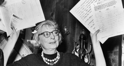 Jane Jacobs, Eyes on the street