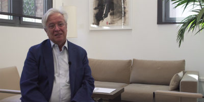 "Joan Clos: ""Good urbanisation requires a collective effort"""