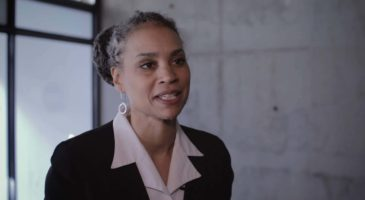 "Maya Wiley: ""We see most of the challenges that society faces in cities"""