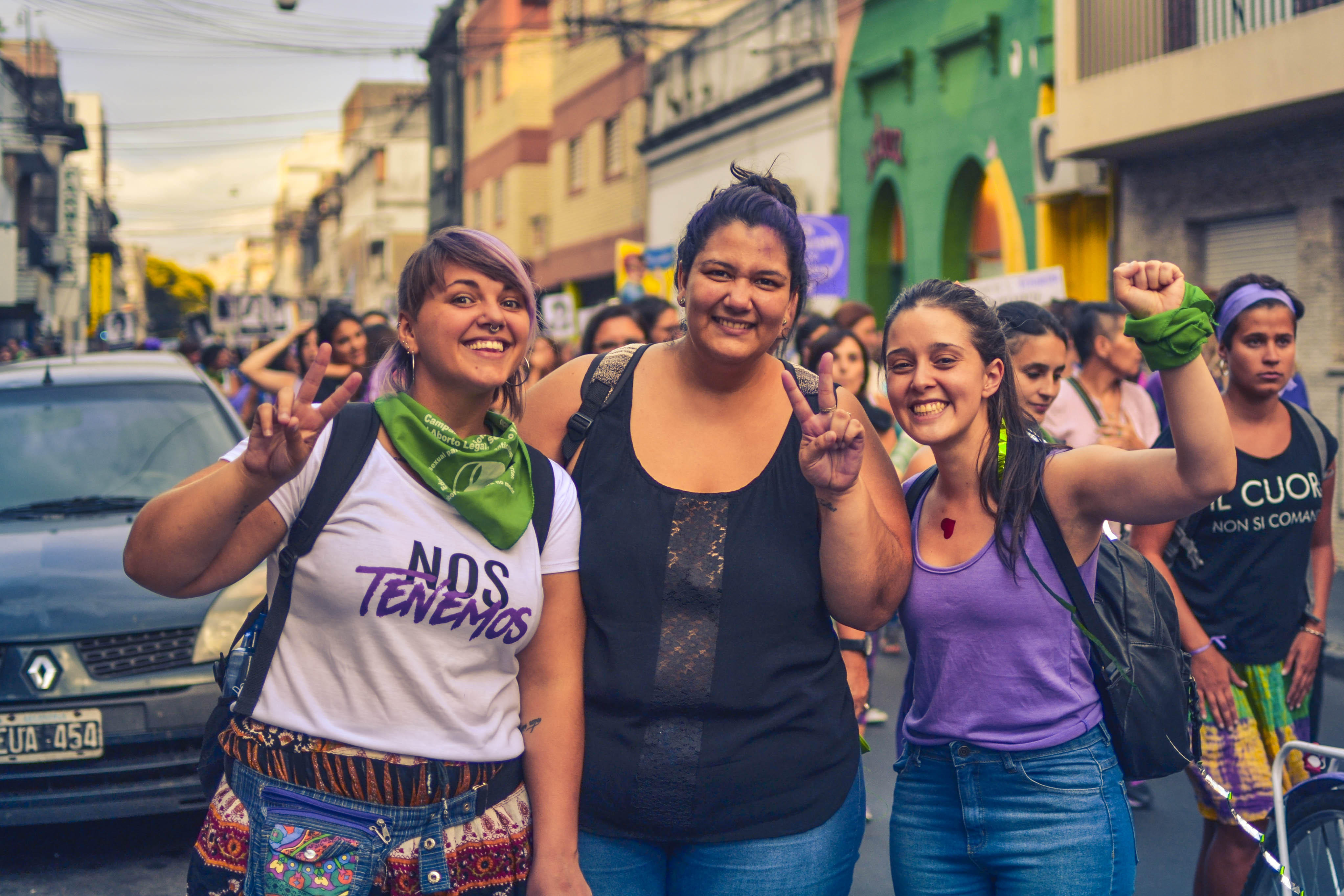 How can feminist urbanism help build more equal cities? Lessons from Latin America