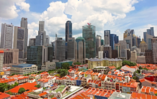 Singapur Cities cooperation