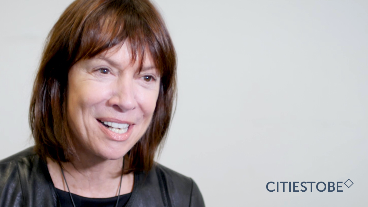 "Janette Sadik-Khan: ""Urban innovation takes just some imagination and political courage"""