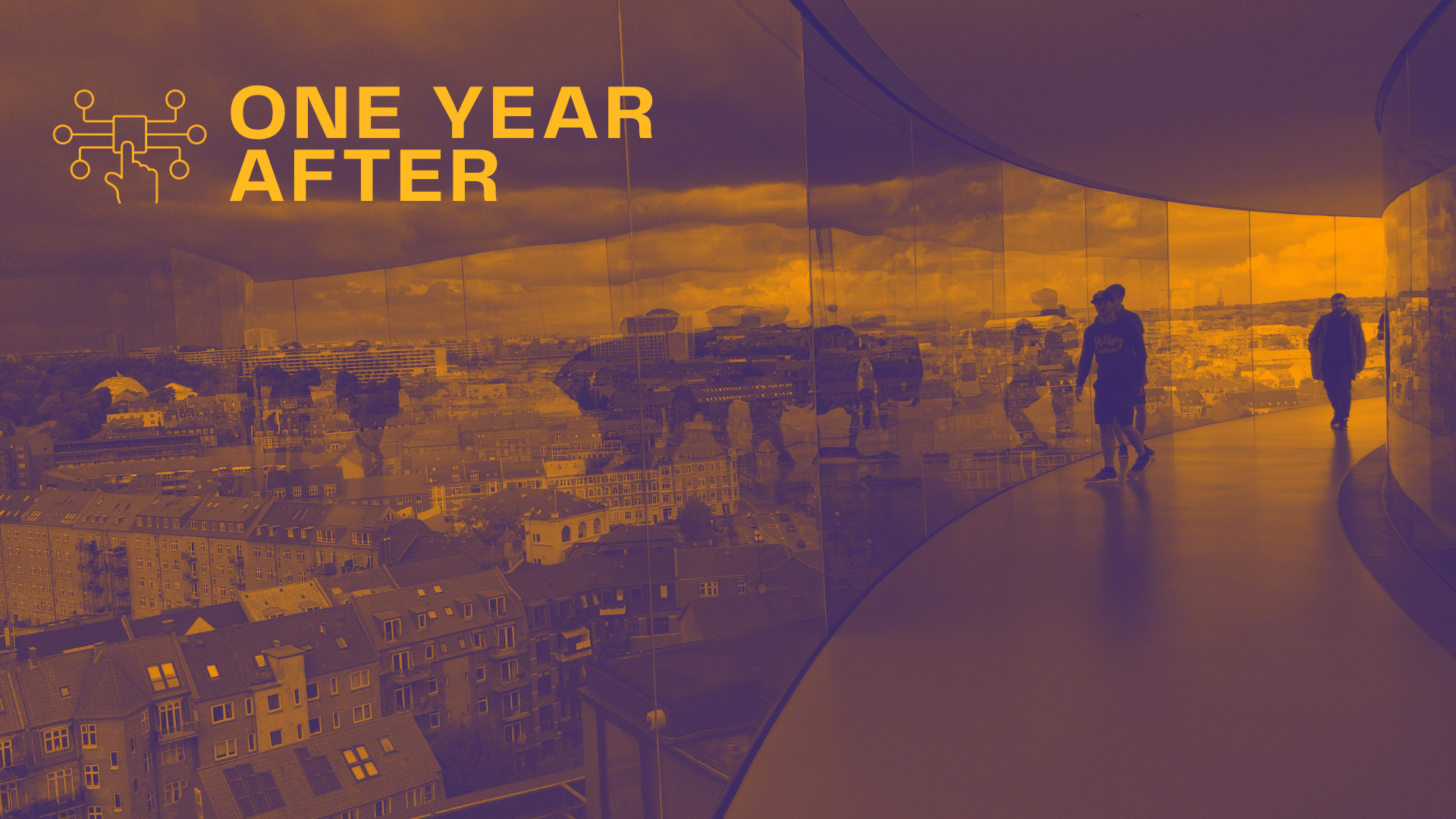 A year of hyper-accelerated digital transformation: what our cities and societies have learned