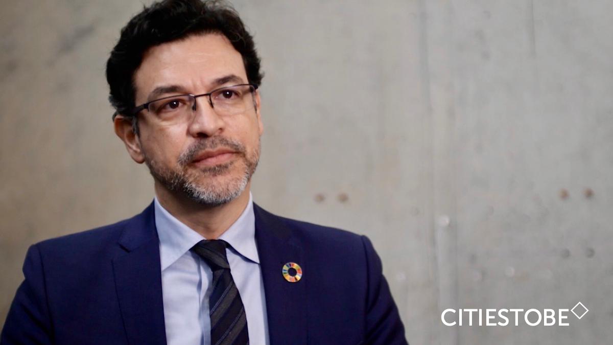 "Elkin Velásquez ""Latin American cities face one main challenge: inequality"""
